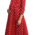 Top 10 Maternity Photoshoot Dresses 11